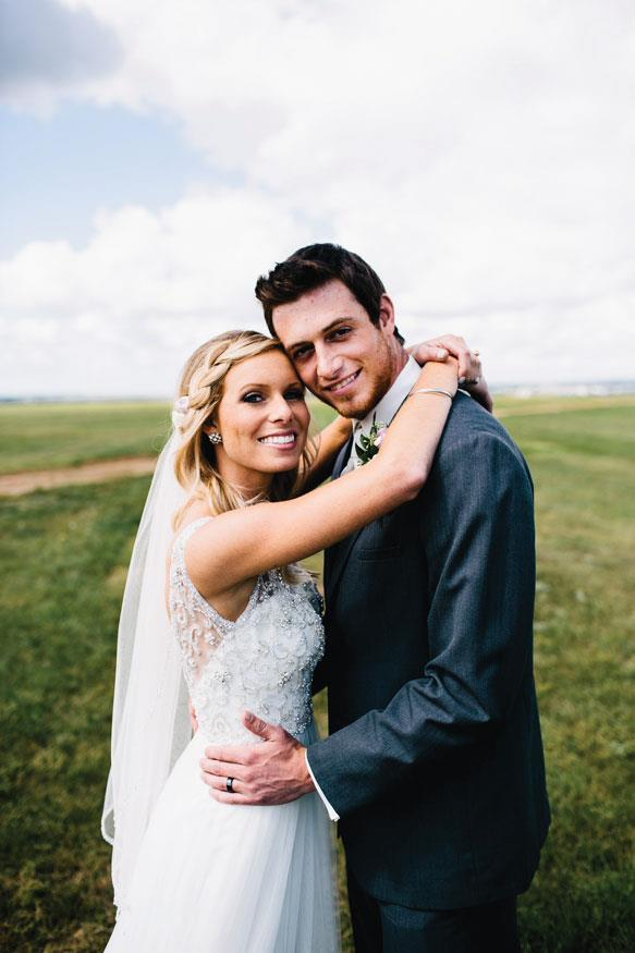 Allison and Andrew Traiser