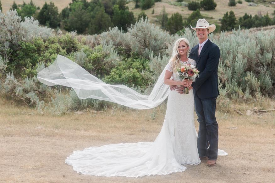 ShaLee and Tanner Tescher Wedding Story :